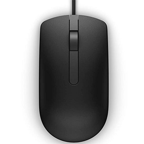 Dell MS116 USB Wired Optical Mouse (1000 DPI)