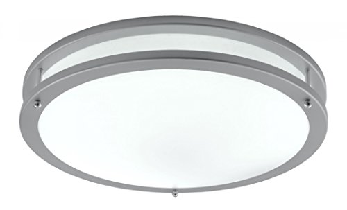 searchlight-hartford-flush-ceiling-light-fitting-2119-40-grey-pc