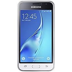 Samsung J120 Galaxy J1 Smartphone da 8GB, Bianco [Italia]