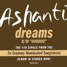Ashanti - Dreams(CDS) - Zortam Music