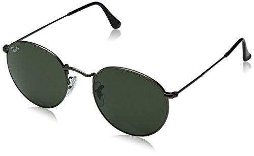 ray-ban-round-metal-matte-gunmetal-frame-crystal-green-lenses-50mm-non-polarized