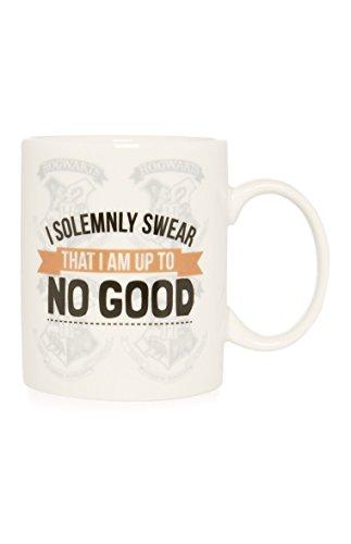 Harry Potter-Tazza I Solemnly Swear That I Am Up To No Good con scatola regalo