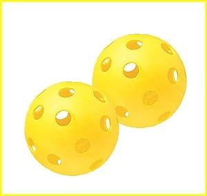 Champion Sports Plastic Softballs Opti, Softball, Dept-Balls, Baseball & Softball (Set Of 12)