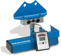 Intercomp 102030 HUB-MOUNTED CORNER SCALE