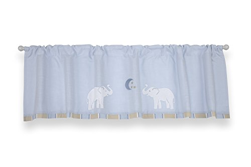 Wendy Bellissimo Walk with Me Window Valance