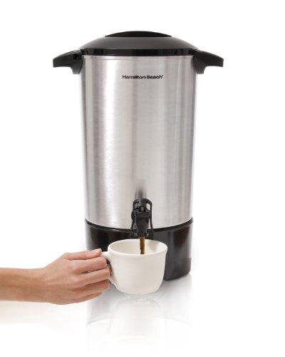 Hamilton Beach 40516 Coffee Urn, 42-Cup