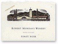 Robert Mondavi Winery Pinot Noir Napa Valley 2008 750Ml