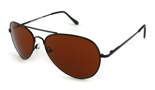 UrbanSpecs Sunglasses – Blue Blok Aviator