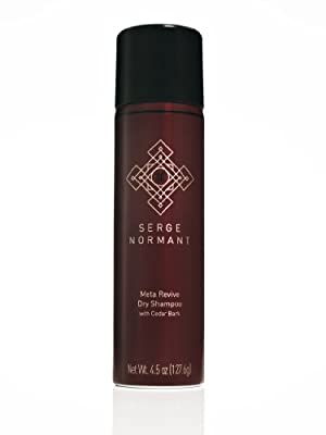 Serge Normant Meta Revive Dry Shampoo with Cedar Bark