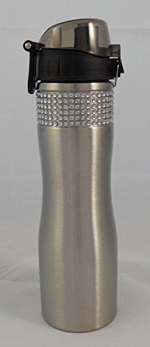 Stainless Steel 24Oz Bling Rhinestone Water Bottle