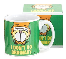 Licensed Garfield The Cat Mug