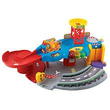 Fisher-Price Vtech Go Go Smart Wheels Garage at Sears.com