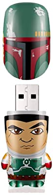 Mimobot Star Wars Boba Fett 8GB USB Flash Drive from Mimobot