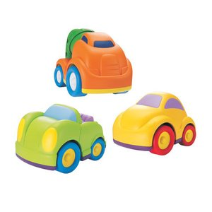 Kid Connection 3-piece Mini Vehicles - 1