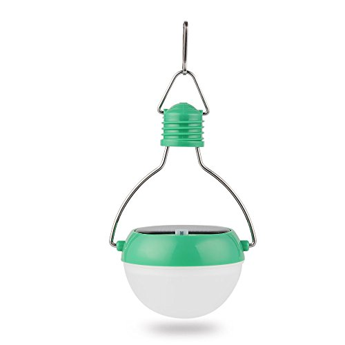 Innogear® Rechargeable Rainproof Waterproof Hanging Solar Powered Led Lantern Light Bulb Lamp For Camping Hiking Fishing Outdoor Activities