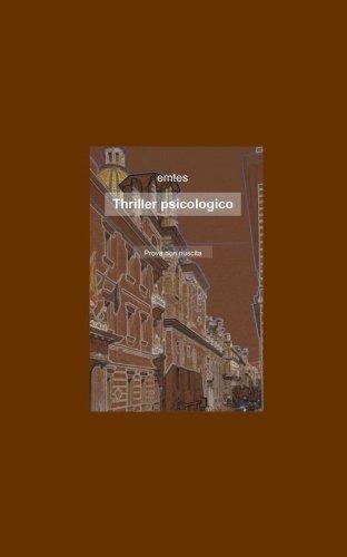 thriller-psicologico-prova-non-riuscita-italian-edition