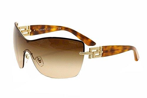 Versace Ve 2156B 1355/13 - Gold Sunglasses