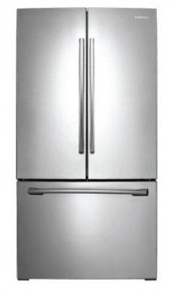 "Samsung Rf261Beae 36"" French-Door Refrigerator With Cool Select Pantry Storage And Internal Filter, Stainless Steel front-37032"