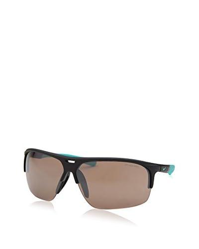 Nike Men's Run X2 S Semi-Rimless Sunglasses, Black
