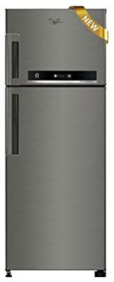 Whirlpool Pro 425 Elite Double-door Refrigerator (410 Ltrs, 3 Star Rating, German Steel)