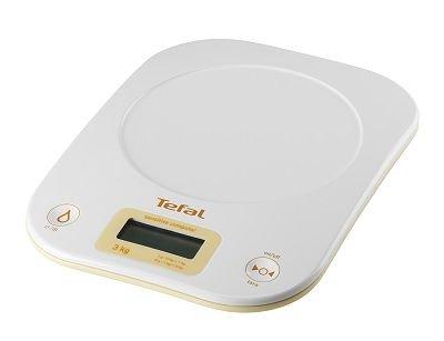 Tefal Oasis 3 Balance de cuisine blanc / beurre