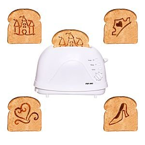 Pop Art Disney Princess Toaster