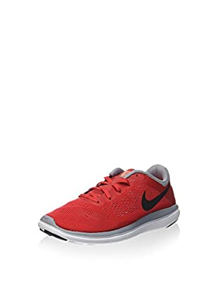 Nike Zapatillas Flex 2016 RN (GS) (Rojo)