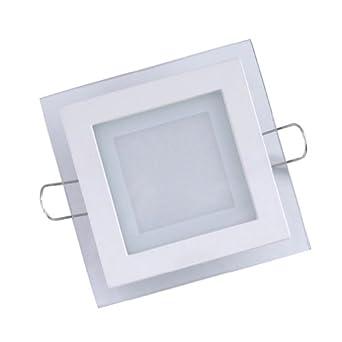 smarstar 12w 160 160 led led panneau de plafond bas lampe d 39 ampoule d 39 ampoule blanc chaud. Black Bedroom Furniture Sets. Home Design Ideas