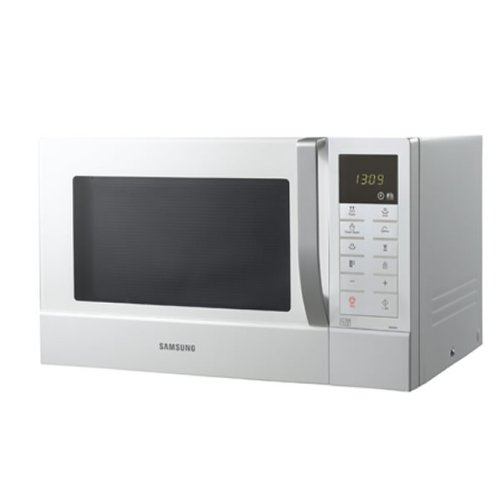 TC291- SAMSUNG MW89M-W 850WATTS FAMILY SIZE MICROWAVE OVEN STEAM COOK WHITE
