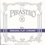 PIRASTRO ORIGINAL FLAT-CHROME オリジナルフラットクローム コントラバス弦セット