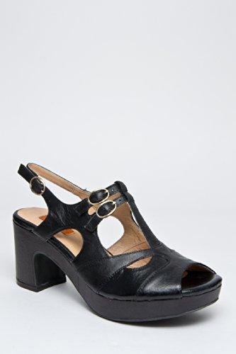 Miz Mooz Celine Mid Heel Sandal