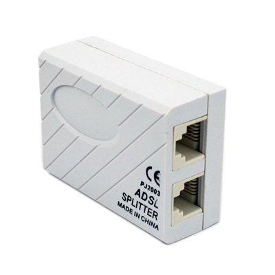 ADSL Splitter & Filter for Phone & Modem Lines