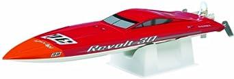 Aquacraft 2.4Ghz Revolt 30 Fe Mono  RC Boat
