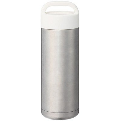 MOMA MUJI Stainless Thermal Arrangeable Portable Mug with Handle Top 350ml (Muji Hot Water Bottle compare prices)
