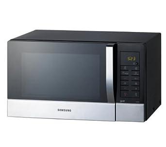 Samsung GE 89 MST Micro-Ondes Design 850 Watts 23 Litres Noir Acier ... b6c4ec03ac69
