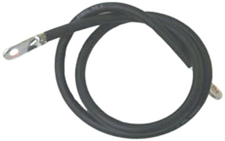 Sierra International BC88523 2' Red Marine 4 Gauge Battery Cable
