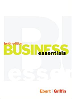Business Essentials Plus 2014 MyBizLab With Pearson EText -- Access Card Package (10th Edition)
