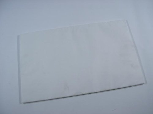 Pack Of 25 White Half Demy Blotting Blotter Paper