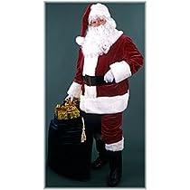 Santa Suits Extra Large Professional Cotton Santa Suit