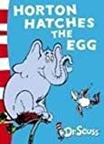 Dr. Seuss Horton Hatches the Egg: Yellow Back Book