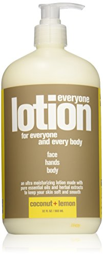 Everyone Lotion, Coconut plus Lemon, 32 Fluid Ounce -1 each
