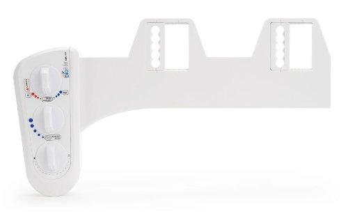 Bio Bidet BB-250 Dual Nozzle warm Water & Temperature Control Knob