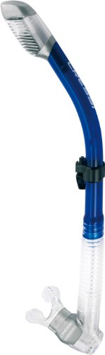 Cressi Dry Snorkel (Blue)