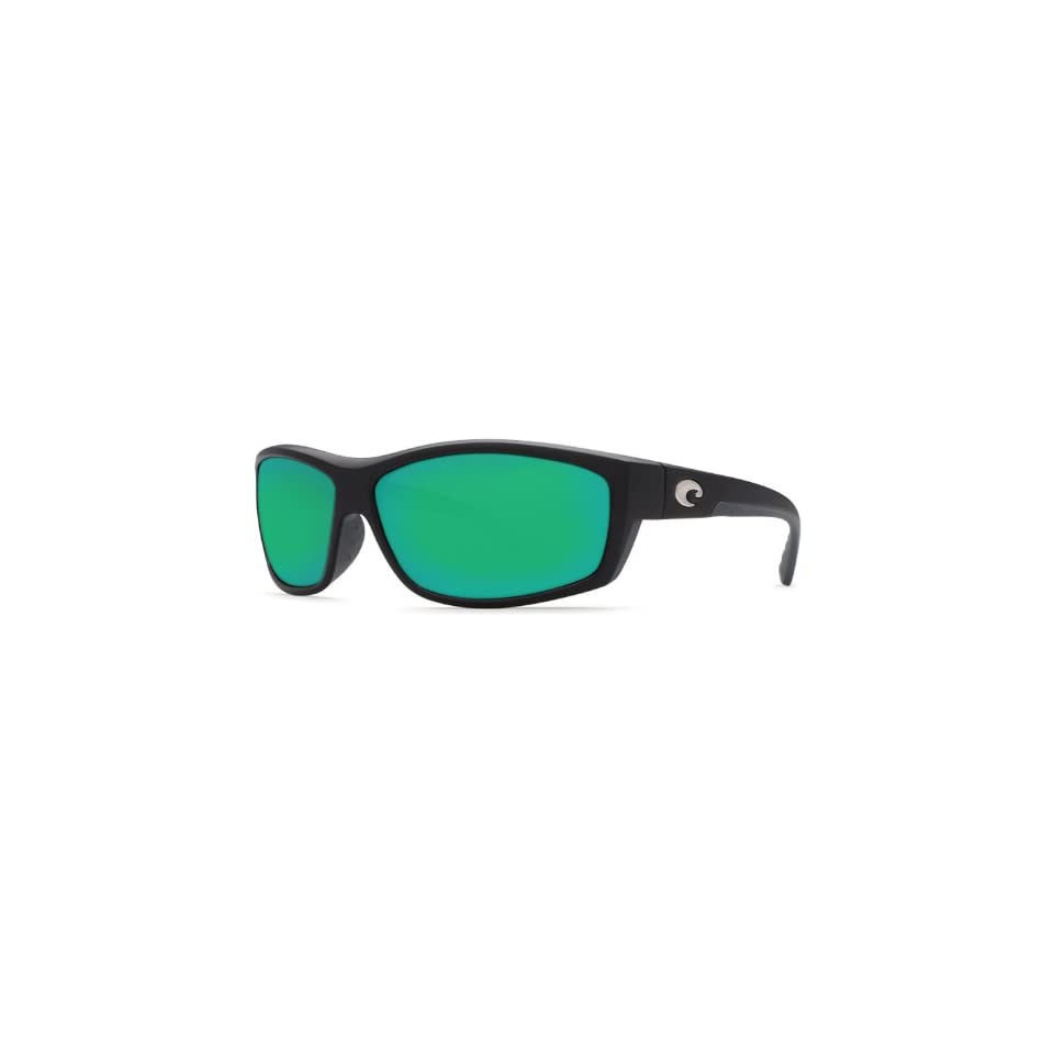 c8fab28031 Costa del Mar Unisex Adult Saltbreak BK 11 OGMGLP Polarized Iridium Wrap  Sunglasses