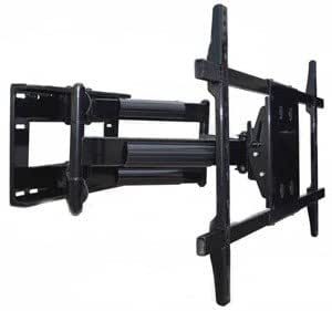 36 long arm articulating tv wall mount for. Black Bedroom Furniture Sets. Home Design Ideas