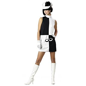 vintage go-go dancer costume