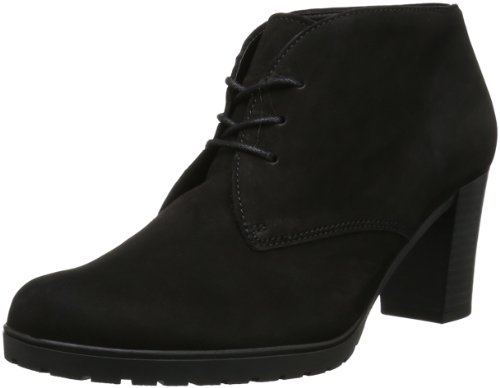 Gabor Shoes Womens Gabor Boots Black Schwarz (schwarz) Size: 3.5 (36 EU)