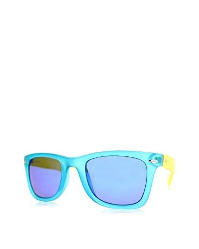 BENETTON Gafas de Sol 986S-02 (50 mm) Azul / Amarillo