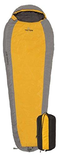 TETON-Sports-TrailHead-20F-Ultralight-Sleeping-Bag-Free-Stuff-Sack-Included