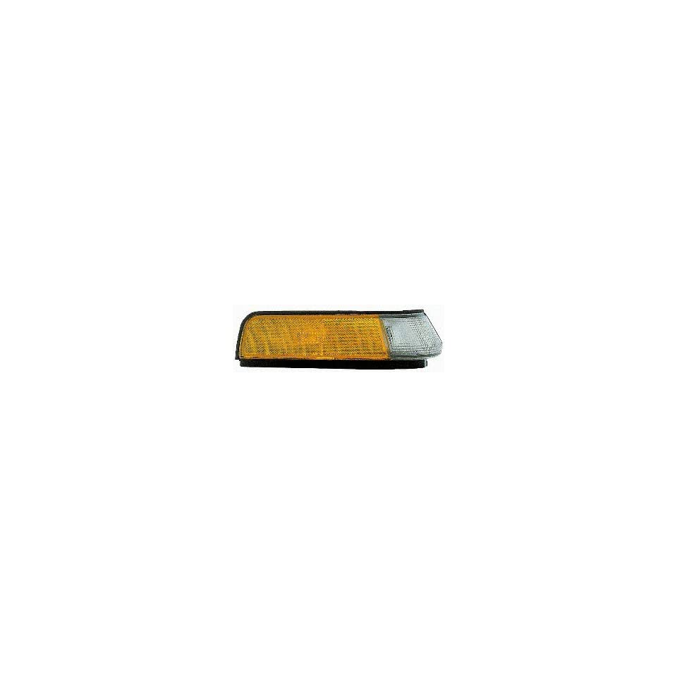 Honda Accord Replacement Park/Signal/Marker Lamp 2 Door RH Passenger Side